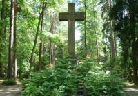 Lesní hřbitov, Nový Bor