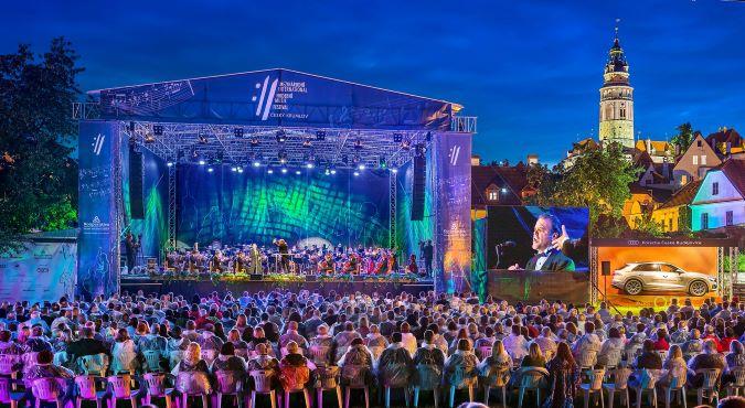 Mezinárodní hudební festival Český Krumlov 2020