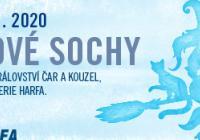Ledové sochy - Praha