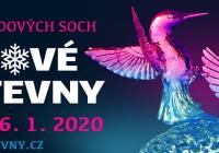 Ledové sochy 2020 - Pustevny