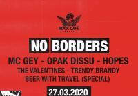 No Borders v Praze