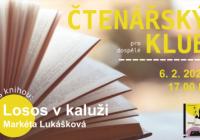 Čtenářský klub - Losos v kaluži