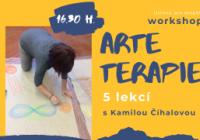 Kurz Arteterapie s Kamilou Číhalovou