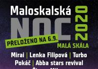 Maloskalská noc - hudební festival - přeloženo na září 2020