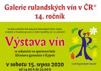 Galerie rulandských vín v ČR
