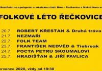 Folkové léto 2020 - Brno Řečkovice