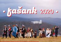 Fašanková obchůzka městem Bojkovice 2020
