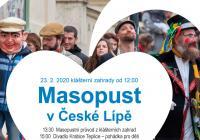 Masopustní veselí 2020 Česká Lípa