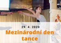 On-line Mezinárodní den tance 2020