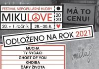 Festival Miku-LOVE 2020 - odloženo na rok 2021