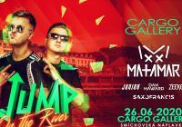 Jump with Matamar on Cargo Gallery