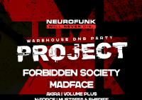 NWND presents Project X [Area 51] ZRUŠENO