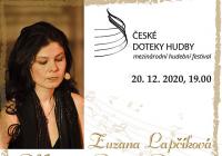 Zuzana Lapčíková - Marija panna prečistá Písně adventu a Vánoc z Moravy - České doteky hudby