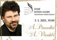Čtvero ročních dob A. Piazzolla & A. Vivaldi - České doteky hudby