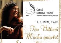 Iva Bittová a Mucha Quartet Slovenské spevy - České doteky hudby