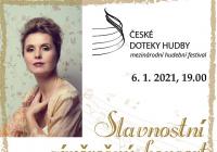 Kateřina Englichová Slavnostní závěrečný koncert - České doteky hudby