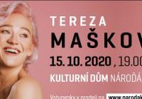 Koncert Tereza Mašková