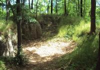 Pozůstatky hradu Pihel, Pihel
