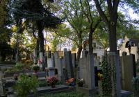 Hřbitov Šárka, Praha 6 - Dejvice