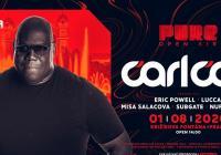 Carl Cox Pure Open Air Praha 2020