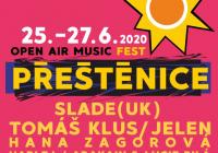 Open Air Musicfest Přeštěnice 2020