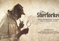 Úniková hra Sherlocked
