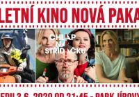 Letní kino Nová Paka – Chlap na střídačku