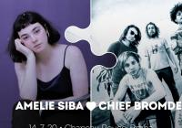 Fource Live: Amelie Siba + Chief Bromden