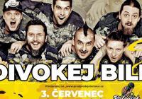 Divokej Bill / Olomouc / Palouček před Sklubem