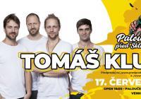 Tomáš Klus / Olomouc / Palouček před Sklubem