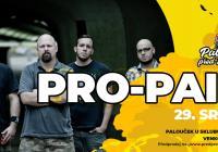 Pro-Pain / Olomouc / Palouček před Sklubem
