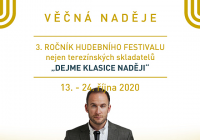 Hudební festival Věčná naděje - J. Mráček, I. Venyš, J. Bárta, M. Kasík