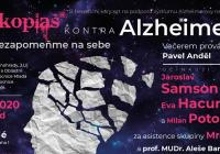 Mrakoplaš kontra Alzheimer 2020