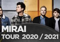 Mirai Tour 2020 - Plzeň - Přeloženo