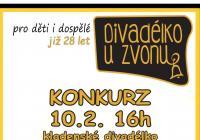 Konkurz Divadélka U Zvonu