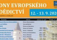 Dny evropského dědictví v Přerově