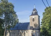 Kostel svatého Josefa v Krásné, Pěnčín Krásná
