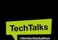 #AimtecHackathon 2020: TechTalks konference
