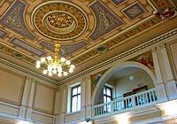 Hudební sál radnice