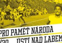 Běh pro Paměť národa 2020 Ústí nad Labem