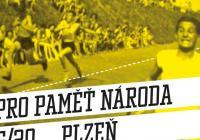 Běh pro Paměť národa 2020 Plzeň