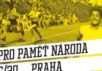 Běh pro Paměť národa 2020 Praha