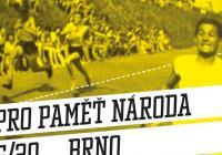 Běh pro Paměť národa 2020 Brno