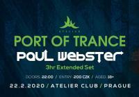 Port Of Trance w/ Paul Webster