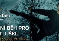 Noční běh pro Světlušku v Ostravě 2020