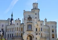 Virtuální prohlídky - Zámek Hluboká nad Vltavou