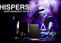 LIVE stream - Whispers I Cryptoanarchy Talk with Radim Kozub