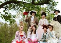 Focení v historických oděvech