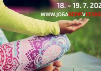 Jóga kemp v Českém ráji 2020