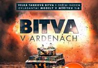 Bitva v Ardenách - velká tanková bitva